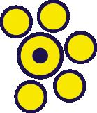 giallo-blu